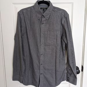 BR Non-Iron Tailored Slim-Fit Dress Shirt
